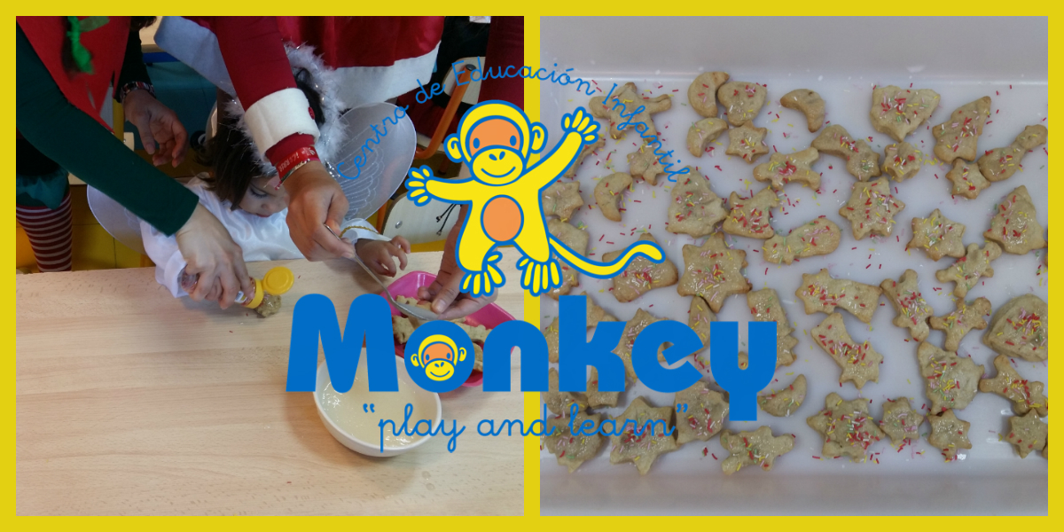 ¡CHRISTMAS BREAKFAST MONKEY!